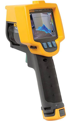 The Fluke TiR32 Thermal Camera is specifically designed for the Home Inspection industry