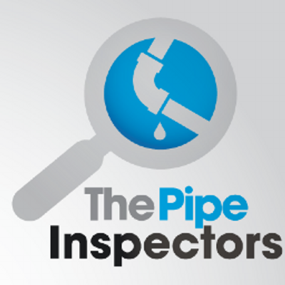 The Pipe Inspectors logo